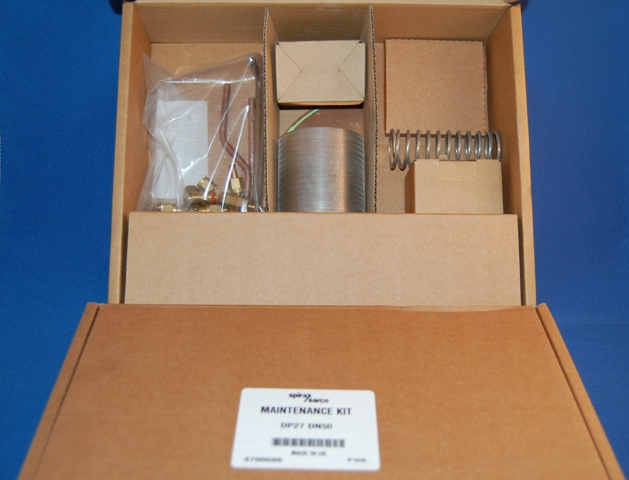 DP27 Maintenance Kit, DN50